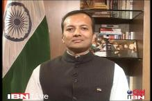 Naveen Jindal lodges complaint with EC against two news channels