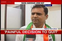 LS polls: Shiv Sena spokesperson Rahul Narvekar jumps ship, joins NCP
