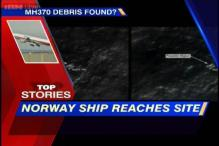 News 360: Norway ship reaches site of suspected Malaysian plane debris