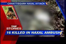 News 360: Naxals strike Chattisgarh again, 16 jawans killed
