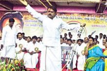 No DMDK if AIADMK, DMK had ruled well: Vijayakant