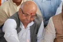 No row over Lucknow seat, says Lalji Tandon