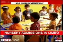 Nursery admissions: Parents distressed as HC stays draw of lots