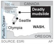 Official: 108 names on list of missing in Washington mudslide