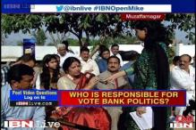Open Mike: Will vote bank politics further widen communal divide?