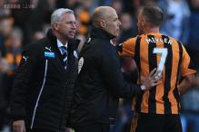 Alan Pardew banned for seven games for head-butting player