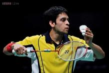 Parupalli Kashyap jumps to 24 in badminton rankings