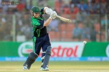 Paul Stirling fifty helps Ireland seal three-wicket win over Zimbabwe
