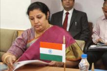 Ex-Congress leader Purandeswari hints she may join BJP