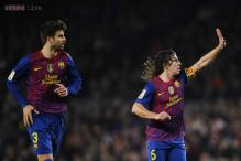 Injury-hit Barca visit Valladolid as La Liga title race heats up