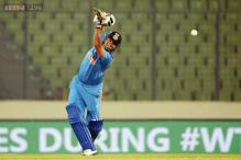 In pics: India vs Sri Lanka, World T20 warm-up