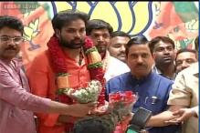 B Sriramulu back in BJP, likely to contest LS polls from Bellary