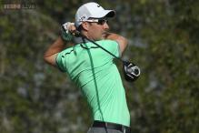 Fisher leads Tshwane Open by 1 shot after 2 rounds