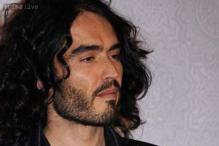 Russell Brand opens up on Winfrey's show about drug addiction