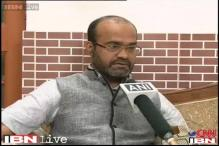 BJP inducting Sabir Ali leads to a storm, RSS backs Naqvi's rebellion