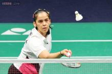 Anand Pawar out of Swiss Open, Saina Nehwal in 2nd round