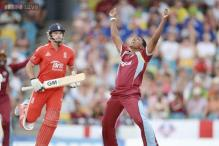West Indies defeat England by 5 wickets, win Twenty20 series