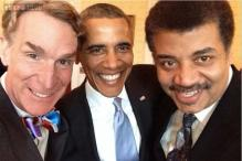 Is the world's greatest selfie ever taken? Hint: It stars Barack Obama