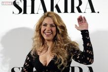 Shakira's 'La la la' is the new official FIFA World Cup song