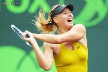 Maria Sharapova gets wake-up call to reach Miami quarters