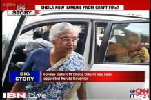 Kejriwal fumes as Congress appoints Sheila Dikshit as Kerala Governor