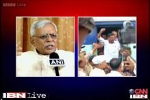 Former JDU leader Shivanand Tewari all praise for AAP