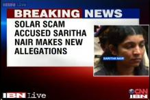 Solar scam accused Saritha Nair accuses Congress MLA of harassment