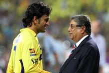 Dhoni stays silent on leaving CSK captaincy