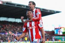 Stoke beat Arsenal 1-0 to claim another upset