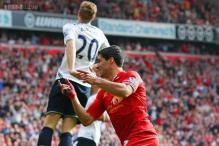 Liverpool crush Spurs 4-0 to go top of Premier League