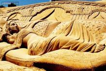 22 absolutely stunning sand sculptures of Indian sand artist Sudarshan Patnaik everyone should see