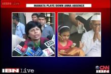 Anna's aide says he still supports Mamata