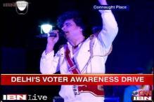 EC ropes in Euphoria to urge Delhiites to vote