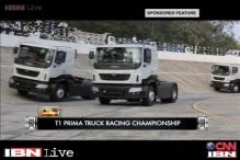 Watch: T1 Prima Truck Racing Championship