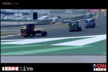 Truck racing championship to be held at Buddh International Circuit