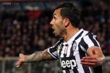 Juventus beat 10-man Catania 1-0 in Serie A