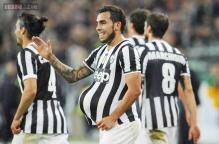 Record-breaking Juventus scrape past Parma