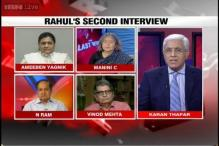 The Last Word: Has Rahul regained his reputation with his 2nd interview?