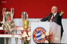 Adidas boss Hainer to take over from Hoeness at Bayern