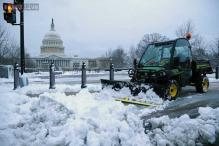 Winter storm blasts US mid-Atlantic days before spring