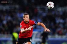 Manchester United captain Nemanja Vidic to join Inter Milan