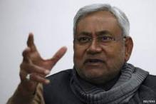 Bihar: Stones pelted at Chief Minister Nitish Kumar in Nalanda
