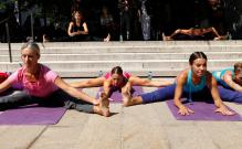 Daily yoga reduces stress in breast cancer patients: Study