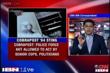 Delhi Police didn't act during 1984 riots, claims Cobrapost sting