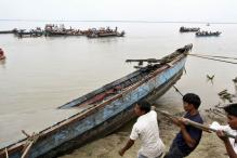 5 persons missing as boat capsizes in Ganga