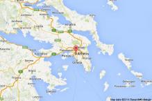 5.7 magnitude earthquake rattles southern Greece