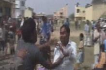 AAP, JDU workers engage in brawl as Nitish addresses a rally in Nalanda