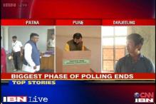 A Billion Votes: Biggest phase of polling ends in 121 constituencies