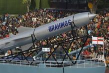 Advanced Supersonic BrahMos Missile successfully test fired from Pokhran