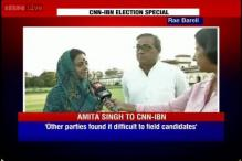Fighting against BJP, no personal issues with Varun Gandhi: Amita Singh